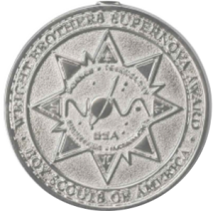 Wright Brothers Supernova Medal